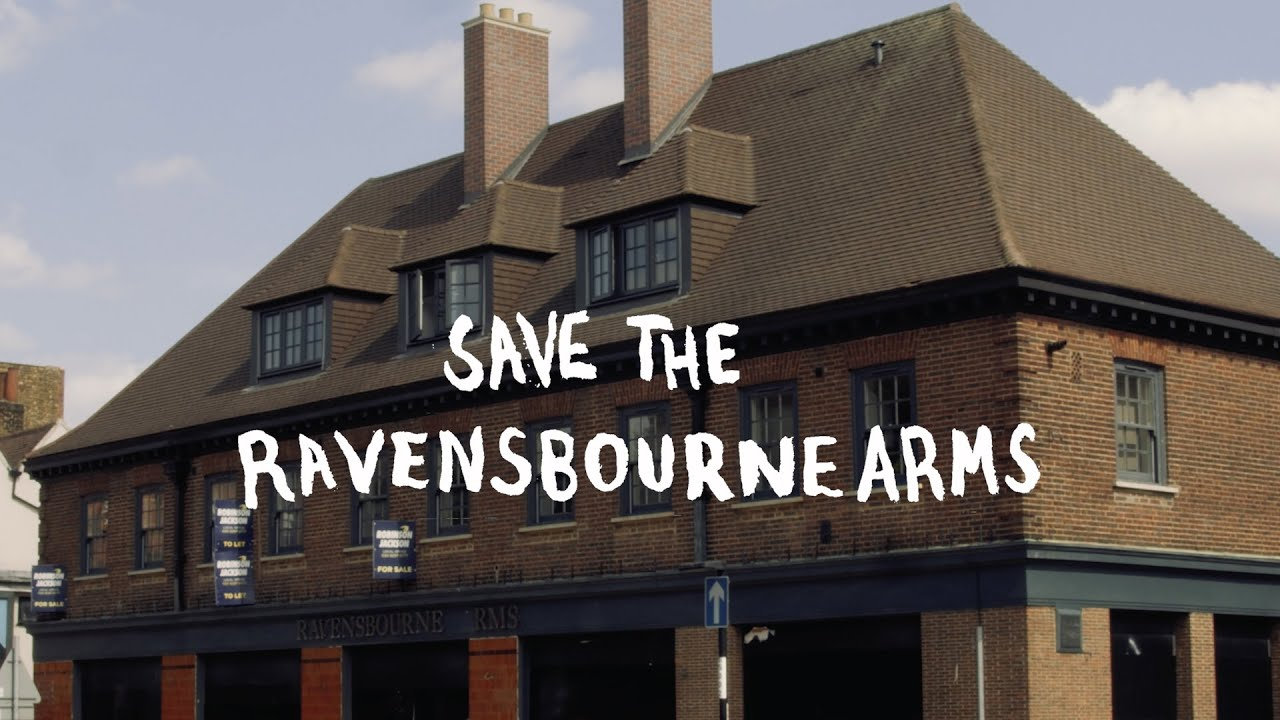 You could Co-Own Lewisham's first community owned live music pub!