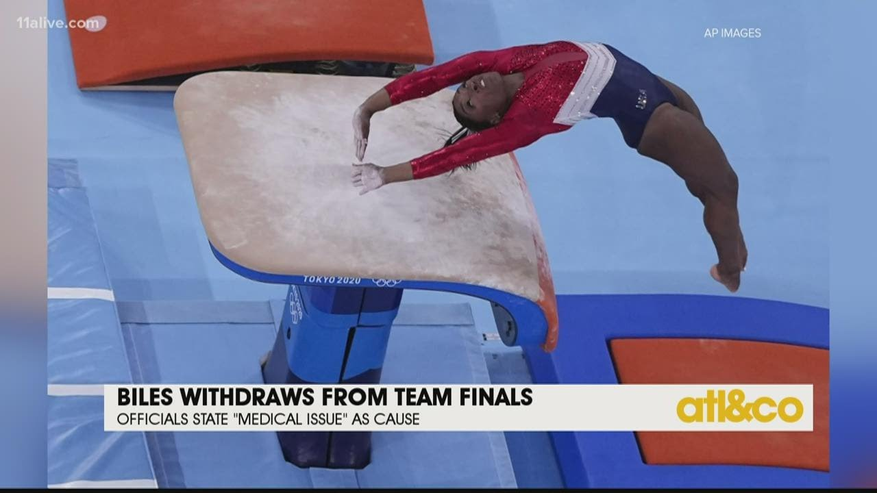 Current Sports | July 27, 2021 | Simon Biles Olympic Withdrawal And ...