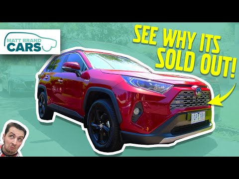 2020 Toyota Rav4 Cruiser Hybrid Review || SOLD OUT In Australia But Is It THE BEST?