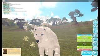 I HAVE THE BEAR IN FARM WORLD!!! (Roblox)