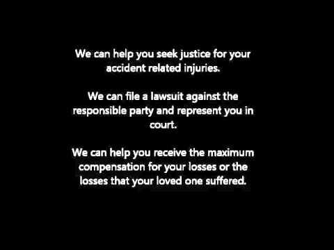 Personal Injury Lawyer Tucson >> Personal Injury Attorney Tucson AZ | Car Accidents Lawyer - YouTube