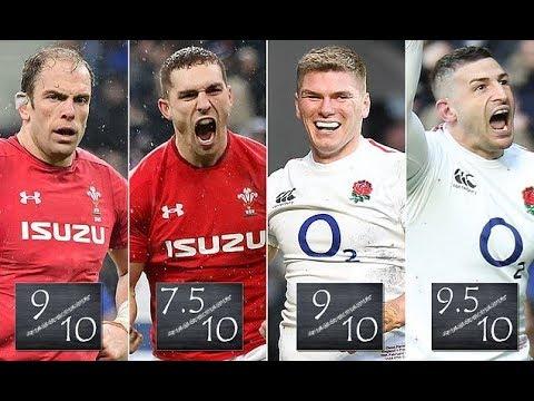 England v Wales FORM GUIDE