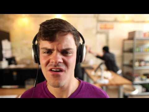 Bose noise cancelling headphones commercial