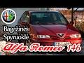 Alfa Romeo 146, Keičiam Bagažinės Amortizatorių