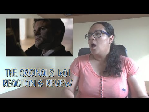 "The Originals 1x01 REACTION & REVIEW ""Always and Forever"" S01E01 