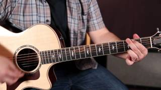 "How to Play ""Against the Wind"" by Bob Segar, Easy Songs For Acoustic Guitar"