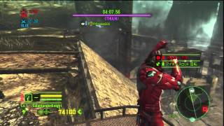 [PS3] Anarchy Reigns/Max Anarchy DEMO Multiplayer #1