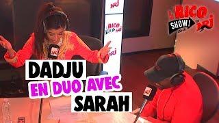 """La cover de Sarah sur """"Bob Marley"""" de Dadju - Le Rico Show Sur NRJ"""