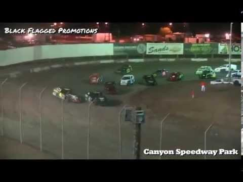 Canyon Speedway Park- Modified Main May 9th 2015