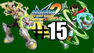 MegaMan Star Force 2 Zerker x Ninja Gameplay Walkthrough Part 15