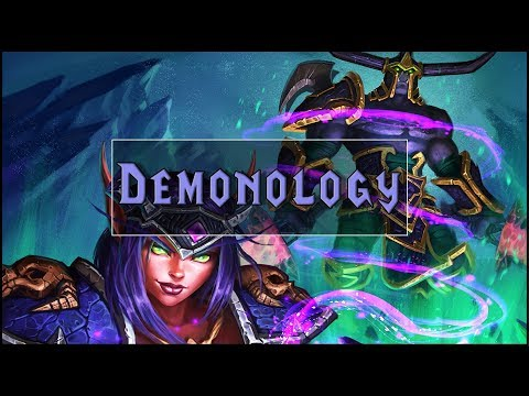 BFA - Demonology Warlock | Full DPS Guide 8.0/8.1 [Basics PvE]
