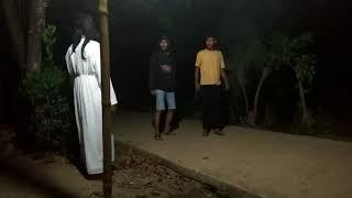 FRANK INDONESIA dicegat kuntilanak