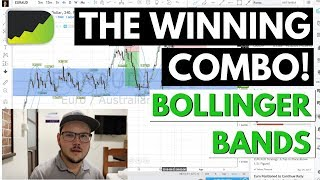 Trading BOLLINGER BANDS With Price Action In Forex