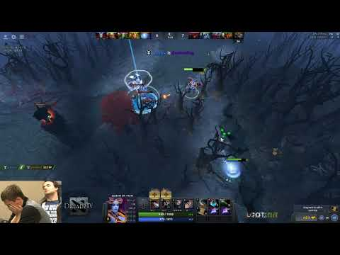 Dread's stream | Queen of Pain, Monkey King, Puck | 13.10.2017