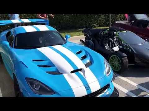 Cars and Coffee - West Palm Beach, FL