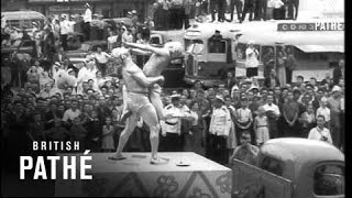 Moscow The Festival City - Circus Cavalcade (1957)