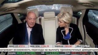 Программа «Попутчики» гость — Владимир Познер