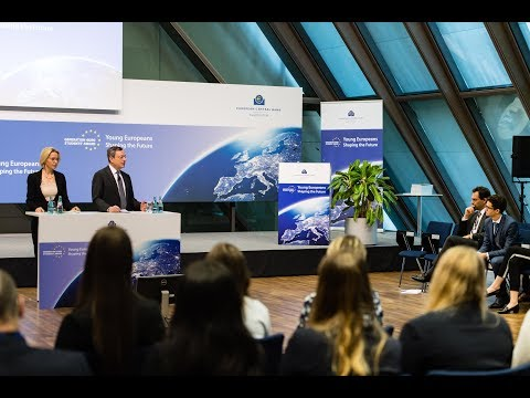 Generation Euro Students' Award - Q&A with Mario Draghi Pres