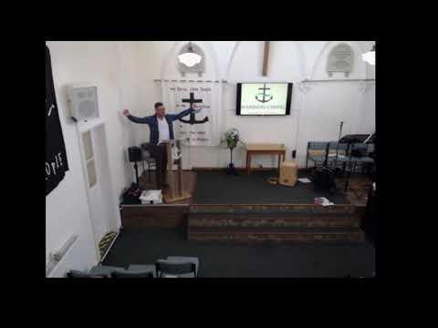 The Cost of Discipleship - Matthew 8:18-22 - Simon Heard