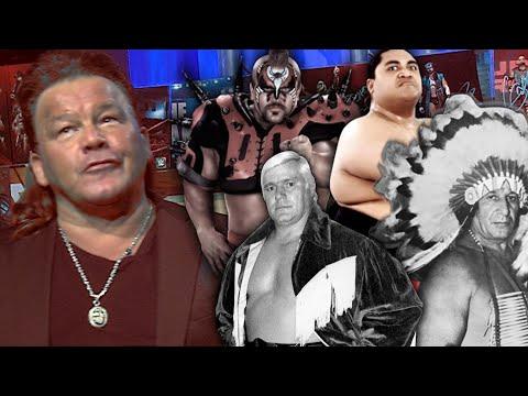 Tatanka Shoots on Pat Patterson, Chief Jay Strongbow, LOD Animal, Yokozuna : Wrestling Insiders