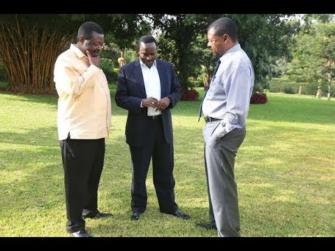 Kalonzo, Mudavadi, Wetangula to seek Raila's explanation on truce meeting
