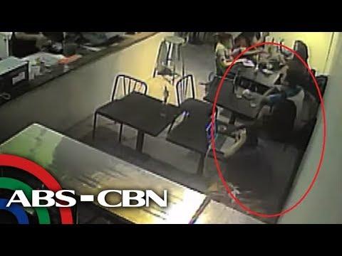 TV Patrol: Lalaking nakiupo sa kapihan, nanikwat ng laptop