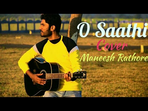 O Sathi Itna To Bas Karde | Shab | Arijit Singh | Mithoon | Cover By Maneesh Rathore | Raveena