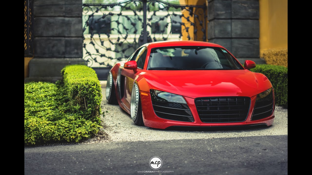 BSCarstyling's Audi R8 - HP Drivetech & Messer Wheels - YouTube