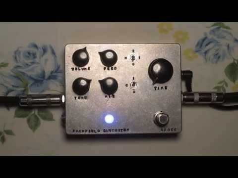 Fairfield Circuitry - Meet Maude Analogue Delay
