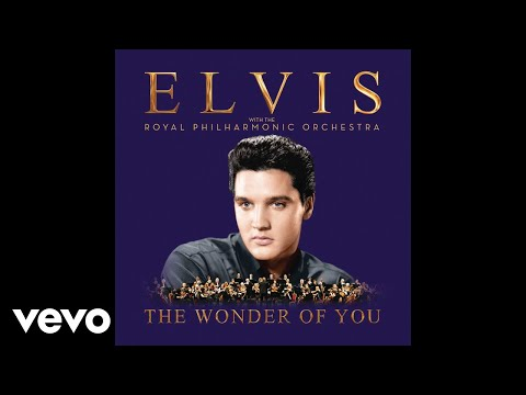 Elvis Presley - Amazing Grace (With The Royal Philharmonic Orchestra) [Official Audio]