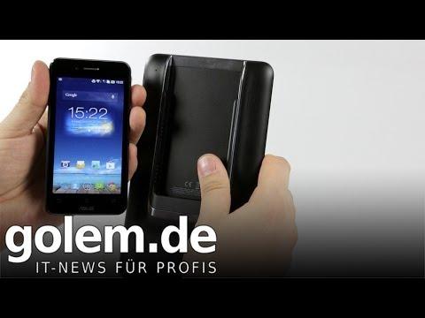 Im Test: Asus Padfone Mini 4.3