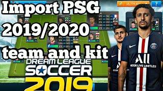 Download How To Create Paris Saint Germain Psg Team Kits Amp
