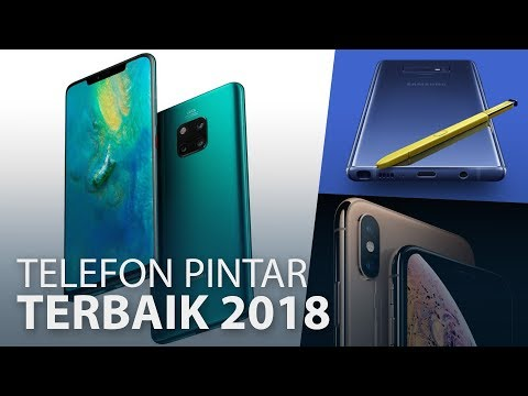 Telefon Pintar Terbaik 2018