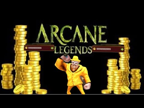 HOW TO GET RICH IN ARCANE LEGENDS FAST