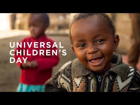 Universal Children's Day - Compassion International