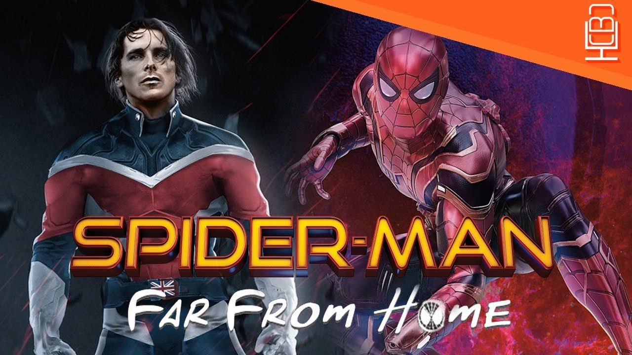 Captain Britain In Spider Man Far From Home Theory Evidence
