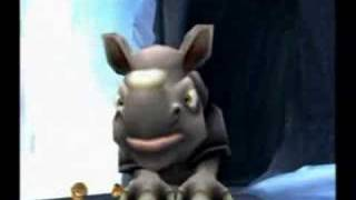 2006 NAVGTR Ballot Video: Ice Age 2 The Meltdown (GameCube)