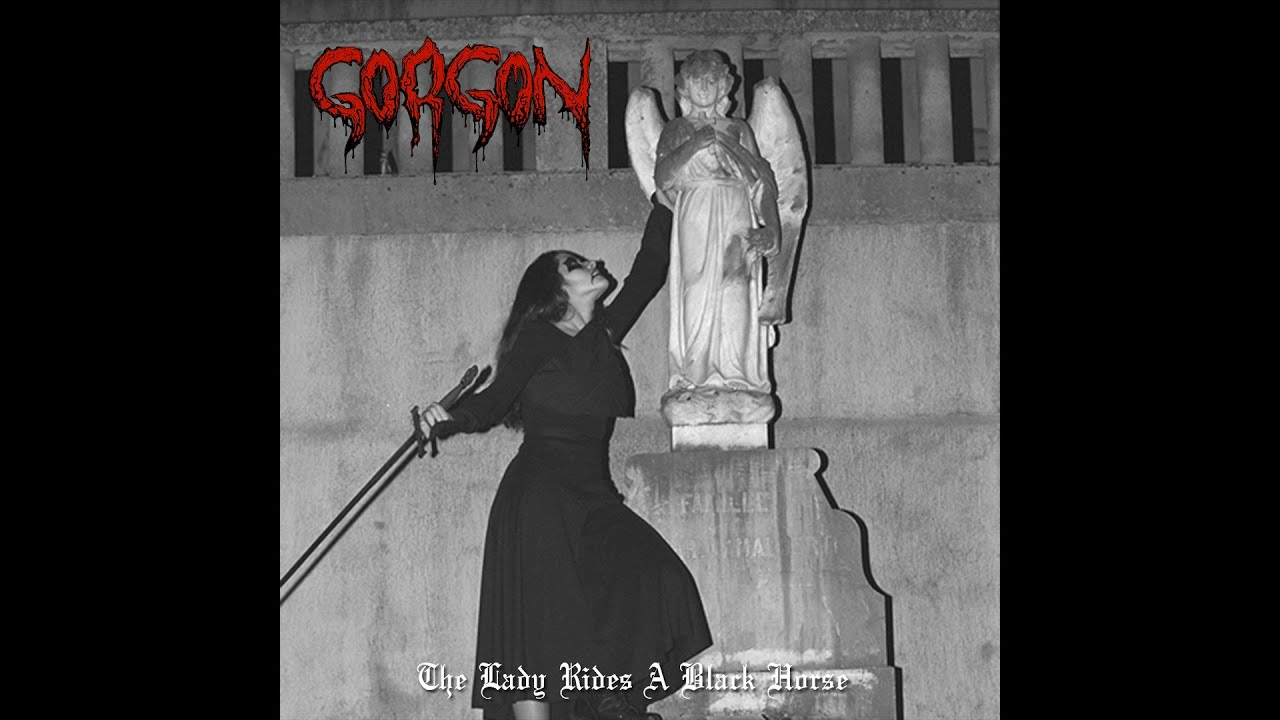 Download Gorgon - The Lady Rides a Black Horse (Full Album)
