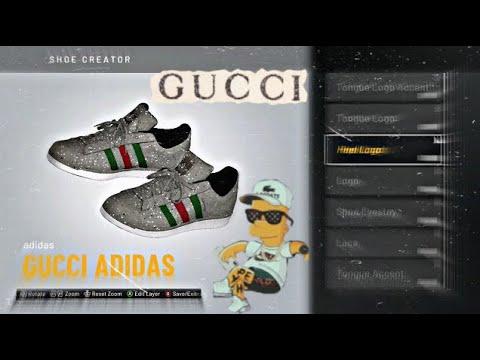 NBA 2K20 Shoe Creator - Adidas