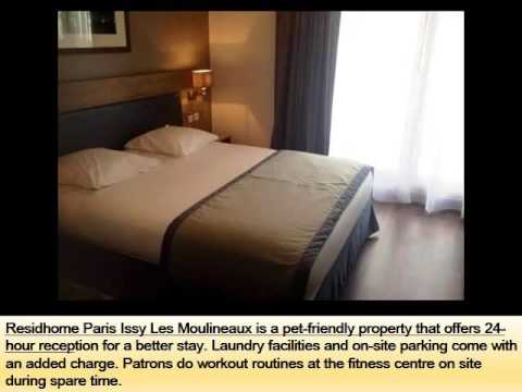 Residhome Paris Issy Les Moulineaux | One Of The Best Hotel In Paris And Its Pictures And Info