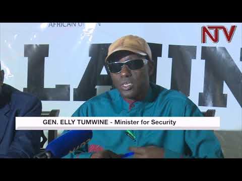 Security Minister Gen. Tumwine links kidnaps in Uganda to terrorism