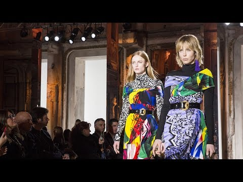 Versace   Fall Winter 2018/2019 Full Fashion Show   Exclusive
