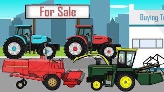 Farmers and Machinery Sales | Farms Works Tractor for sale | Sprzedaż maszyn rolniczych BajkaTraktor