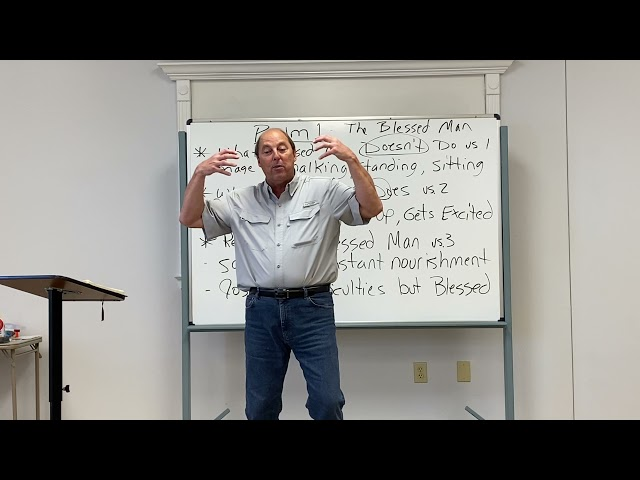 Wednesday Night Bible Study with Bro.Byron 6-16-2021