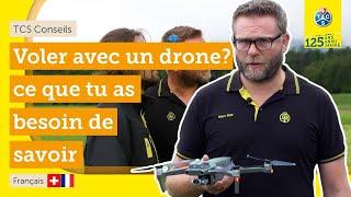 Conseils pour voler avec un drone –ce qu'il faut savoir