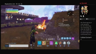 Fortnite save the world and Battle Royale in the evening reading