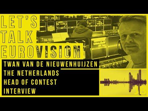 Humans of Eurovision #24 - Twan van de Nieuwenhuijzen - Calm before a storm