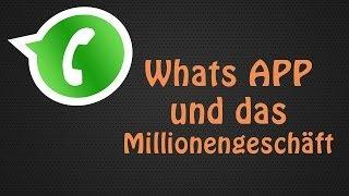 Whatsapp ein Millionengeschäft ? | German | HD