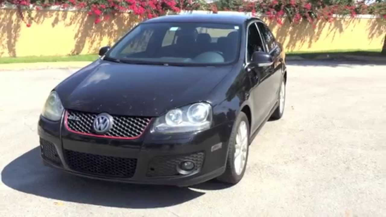2006 VW JETTA GLI TURBO - YouTube