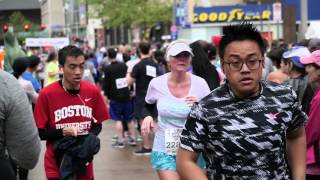 2016 DICK'S Sporting Goods Pittsburgh Marathon Highlights